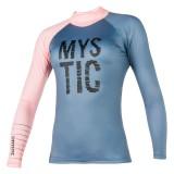 WMN Mystic Dutchess Rash Vest P/V Pewter naiste UV särk