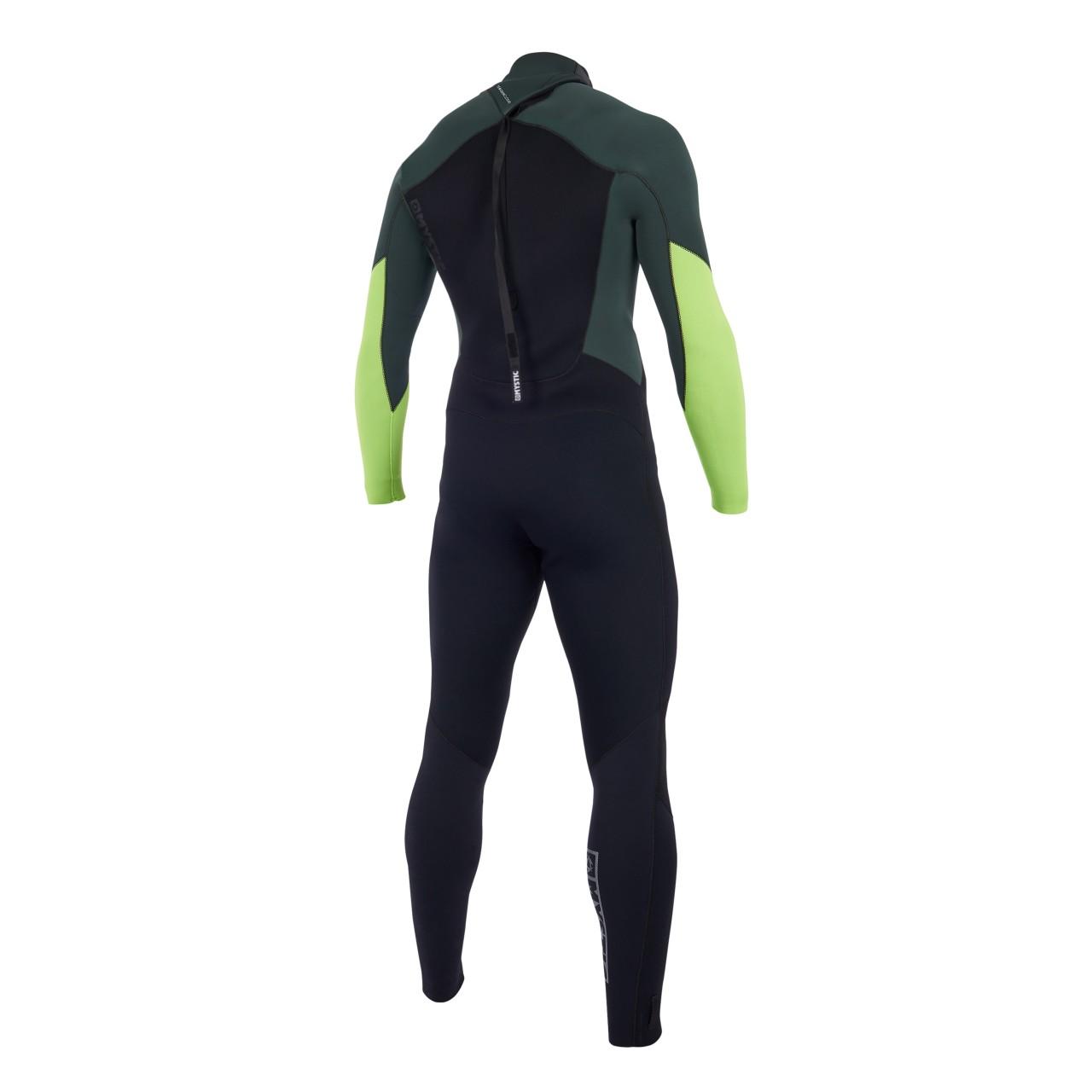 2019 Mystic Star 3 2 Fullsuit back-zip Teal 043cc7e55