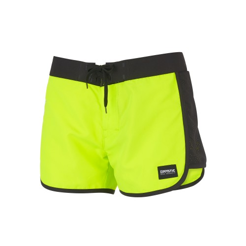 2019 Mystic naiste shortsid Chaka Boardshorts Flesh Yellow