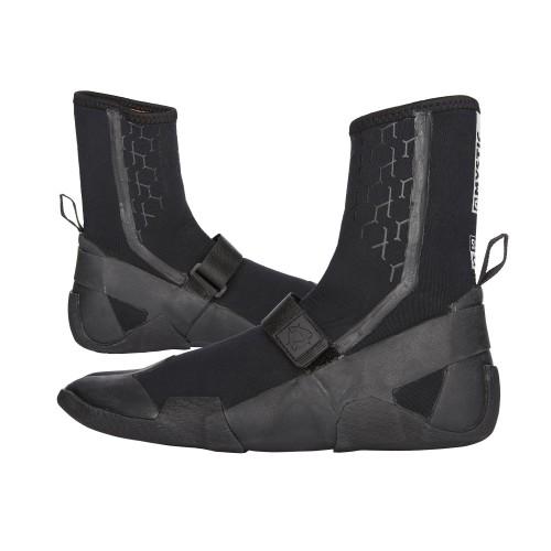Mystic Marshall Boot - Round toe (5mm) black surfisussid