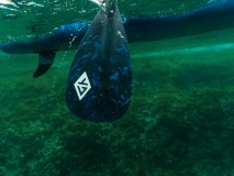 Aquatone FLEXOR Fiberglass 3 osaline SUP aer