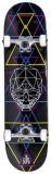 Enuff Geo Skull rula Black 8 x 32