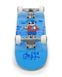 Enuff Skully rula Blue 7.75 x 31.5