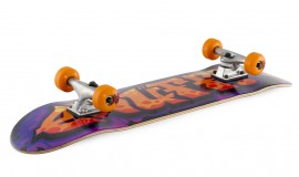 Enuff Graffiti II rula Orange 7.75 x 31.5