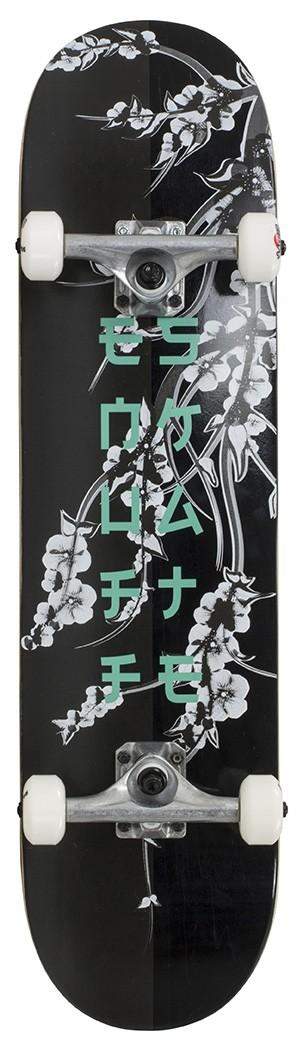Enuff Cherry Blossom rula Black 8 x 32