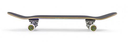 Mindless Octopuke longboard Orange/Green 8.75 x 32.5