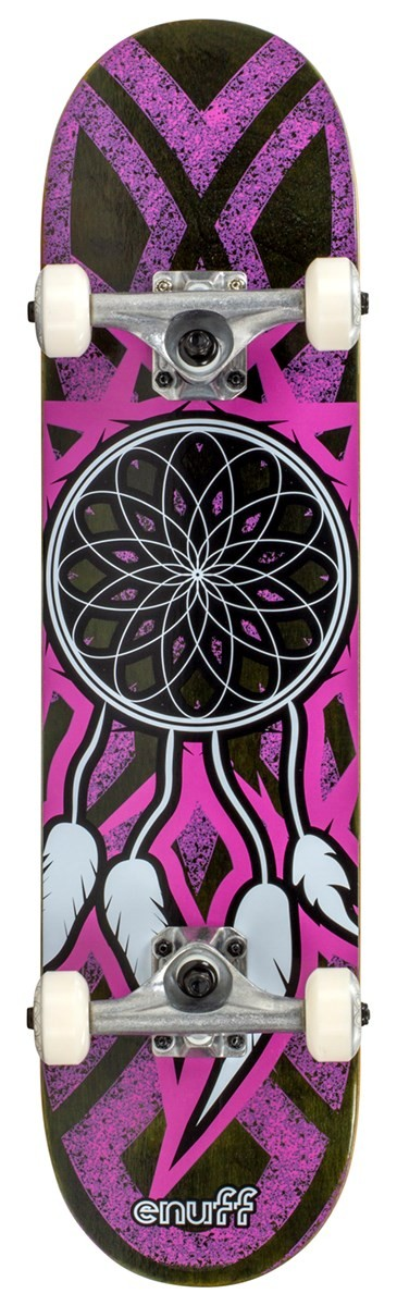 Enuff Dreamcatcher rula Grey/Pink 7.75 x 31.5