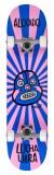 Enuff Lucha Libre rula Pink/Blue 7.75 x 31.5