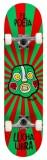 Enuff Lucha Libre rula Red/Green 7.75 x 31.5