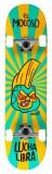 Enuff Lucha Libre rula Yellow/Blue 7.75 x 31.5