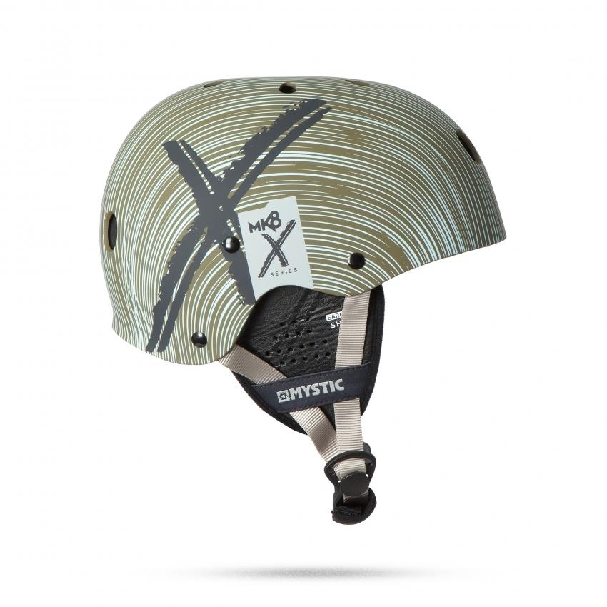 2016 Mystic MK8 X-series veelaua ja lohesurfi kiiver mint