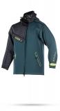 Mystic Ocean Jacket Teal neopreen jakk